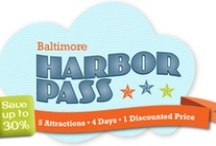 Special Offers / Hotel Packages, Dining Discounts and other great ways to save in Baltimore / by Visit Baltimore