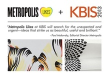 #MetropolisLikes for KBIS2013 / Metropolis editors called out the top spaces, products, and ideas that they really liked at KBIS2013, in integrated social media coverage known as #MetropolisLikes.  / by Metropolis Magazine