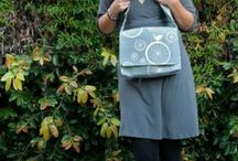 Sewing - messenger bags / by Linda Fleck