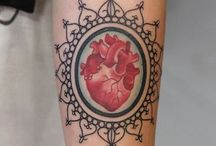 Tattoos / by Jeremiah Shackelford
