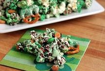 St. Patrick's Day Recipes / Celebrating St. Patrick's Day with delicious recipes from bloggers, chefs from around UK.
