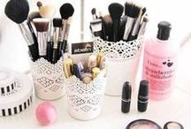 Beauty / Beauty products you can make yourself, DIY at-home beauty tips, and the fancy beauty products I love.