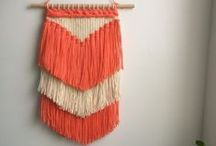 Wall hanging/Weave