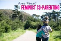 Intersectional Feminist Parenting / Queer identity, race, sex talks - let's go.