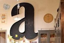 A is for ... / by Linnea Armstrong