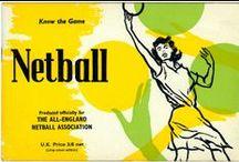Netball / by Sara Mogford