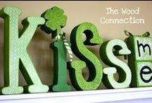 St. Patrick's Day / St. Patrick's Day goodies, arts and crafts. / by Poochie Baby
