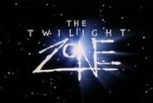 The Twilight Zone / American tv-series The Twilight Zone / by Wim Hentenaar