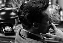 Mad Men / American tv-series Mad Men / by Wim Hentenaar