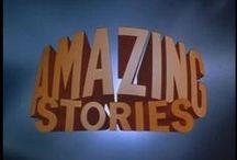 Amazing Stories / American tv-series Amazing Stories / by Wim Hentenaar