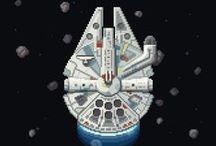 Star Wars / The Star Wars Universe / by Wim Hentenaar