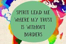 spirit lead me... / by Aylish✌🏻️