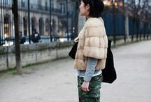 My winter wardrobe 2015 / by Sara Mogford