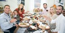 Giada's Holiday Handbook / All the recipes, bts tips and props from my new holiday show on Food Network!