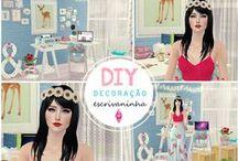 Sims 2 - Decor Ideas