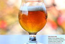 Recetas de cerveza / Recetas de cerveza artesanal para hacer en casa