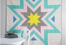 Star Quilts / All about the Stars!   This board is my favorite modern Star quilts and star quilt patterns.   Includes star quilts of all shapes and sizes.