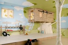 playroom / Decor, toys, organization, diy and design for the playroom and other kid friendly spaces