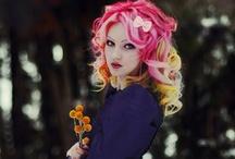 HAIR: Inspiration / by Liz // Queen Lila