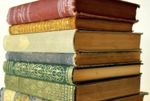 Library, Books and Things / by Phyllis Briner