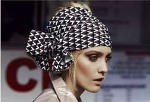 HAIR TURBANS / Hair turbans are a symbol of elegance and glamour.