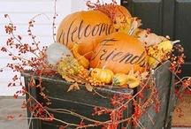 Autumn! / by Nancy Hammel