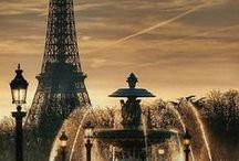 PARIS / Our France Luxe hair accessories are handmade in France. France is one of our favorite places to visit!