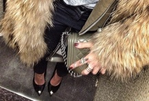 I LOVE FURS- Homage to Cruella Deville / by Kyana Hansson