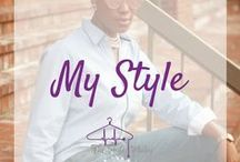 """My Style """"Casual Glam"""" / Style inspirations and my shopping Wishlist"""