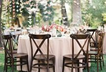 Wedding Themes: Woodland / Ideas for woodland weddings