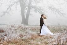 Wedding Seasons: Winter / Ideas for a winter wedding