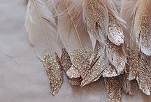 Wedding Themes: Feathers / A feather inspired wedding inspiration board