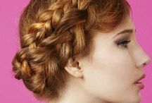 Client Inspiration - UPDOS/BRIDAL / by Liz from Queen Lila