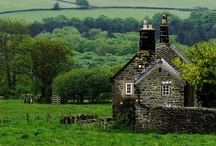 Cabin, Dwellings, Cottage, etc.