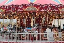 Carousel Colors / by Zumba Girl