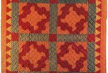 Antique quilts / Старинные квилты