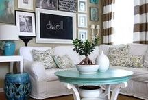 Interior Design/Decor  / by Melissa Thierath Moss