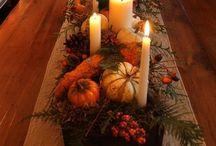 Thanksgiving/Fall / by Harmony Thompson