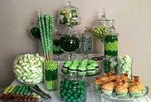 Dessert bars / candy buffets / by Jennie Reger