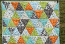 Quilting!! / by Harmony Thompson