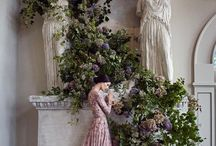 Wedding Ideas: backdrops / Wedding backdrops for photo booths and ceremony ideas. Inspiration for the bride and groom.
