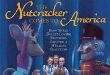 'The Nutcracker' Comes to America: How Three Ballet-Loving Brothers Created a Holiday Tradition / Coming in September 2015. Written by Chris Barton, illustrated by Cathy Gendron, and published by Millbrook Press. Every December, The Nutcracker comes to life in theaters all across the United States. But how did this 19th-century Russian ballet become such a big part of the holidays in 21st-century America?