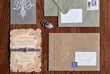 Laser cut wood / Laser cut wood wedding ideas