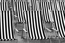 Stripes and pois