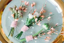 Wedding seasons: Spring / Ideas for spring weddings.