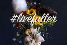 #livefuller / Promoting a happier, healthier and fuller lifestyle!!   A way for us to share the best #livefuller moments from our biggest Fuller Fans... Share your moments with us everyday.