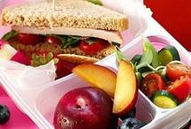 Packed Lunchbox Ideas ~ For Work and On the Go / by Janice Haines