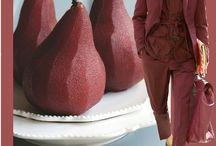 Marsala / Color of the year 2015