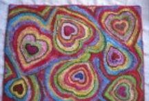 Rug Hooking & Wool / by Nancy Hammel
