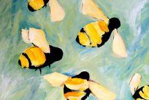 Bee Happy / by Nancy Hammel